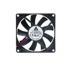 DELTA Electronics DC12V 0.30A 3Pin DC Brushless Fan PN:AFB0812VHB