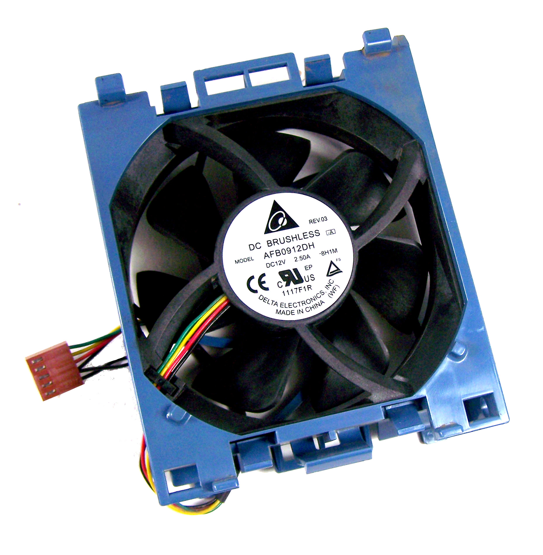 HP 92mm System Cooling Fan Assembly for ML350 G6