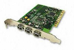 Dell Adaptec Afw-4300c 2102400 C Pci 3-port Ieee 1394 Firewire