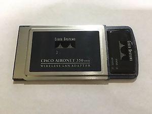 Cisco Air-Pcm350 Air-Pcm350 2.4Ghz Wireless Card