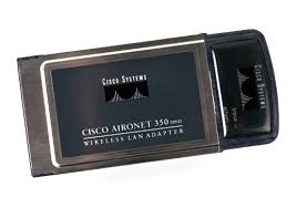 Cisco Air-Pcm352 Air-Pcm352 2.4Ghz Wireless Card
