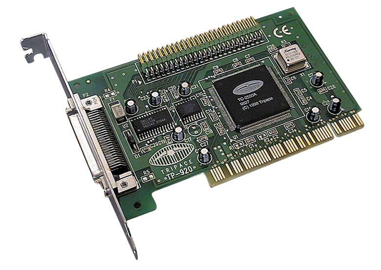 Pci Ultra Scsi-2 Controller Int 50 Pin And Ext 50 Pin Hd