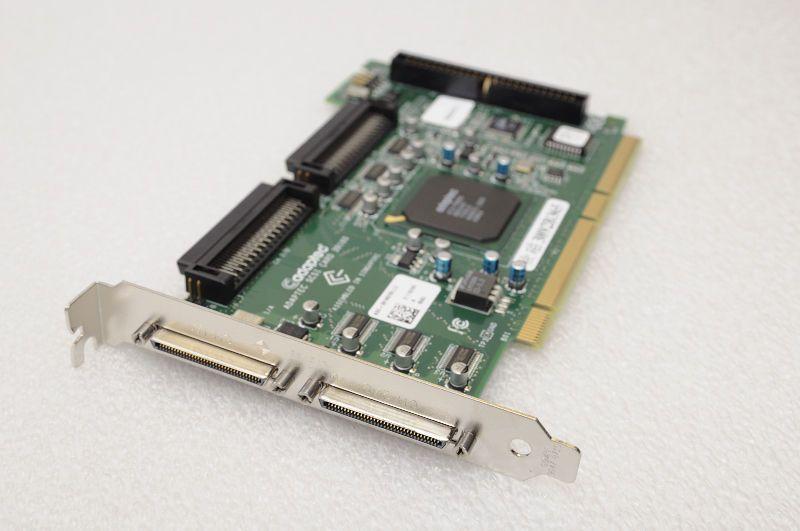 Adaptec Dell SCSI Card ASC 39160 u160 DUAL Port Controller