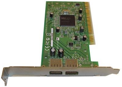 Adaptec Aua-2000B Dual Usb Ports Pci Card