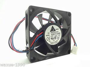 Delta Electronics AUB0712HHD Server - Square Fan  3 Pin 3 Wire