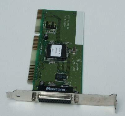 Adaptec Ava-1502 Isa Controller 25Pin Ext. Port