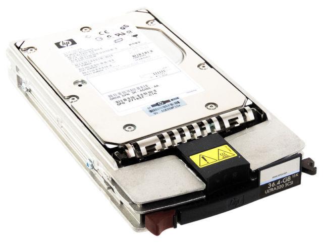 36GB 15K ULTRA320 SCSI 80PIN 3.5 HARD DRIVE