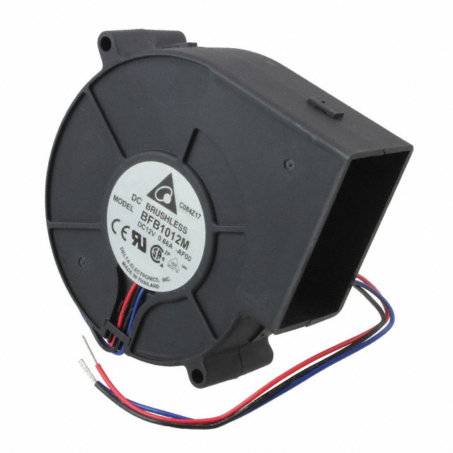 Delta 9733 BFB1012M 12V 0.85A 3Wire Cooling Fan