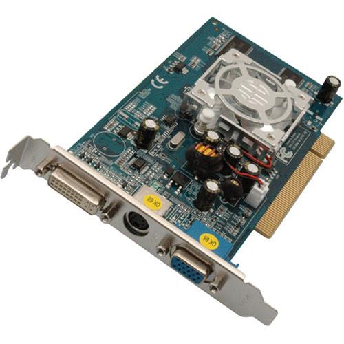 GeForce 6200 256MB DDR PCI Video Card