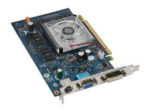 BFG Tech GeForce 8500 GT DirectX 10 BFGR8525GTE 256MB GDDR2 PCI E
