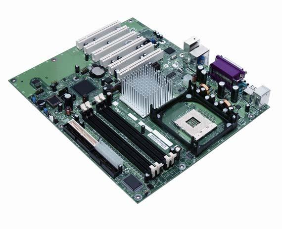 Intel Desktop Board D865GBF/D865PERC - Motherboard - Atx I865G -