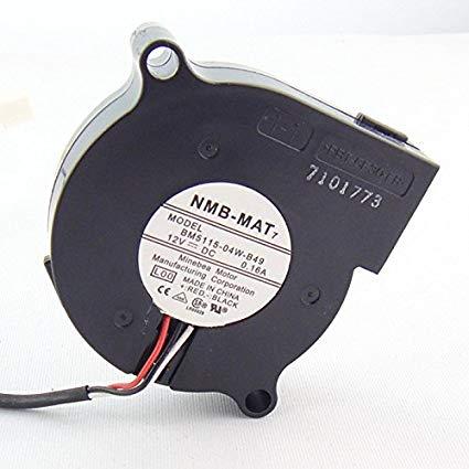 NMB BM5115-05W-B40 Fan DC24V 0.13A 2Pin 51*51*15mm