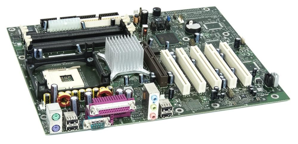 Intel D865Perl C27648-210 Desktop Board Motherboard Socket 478