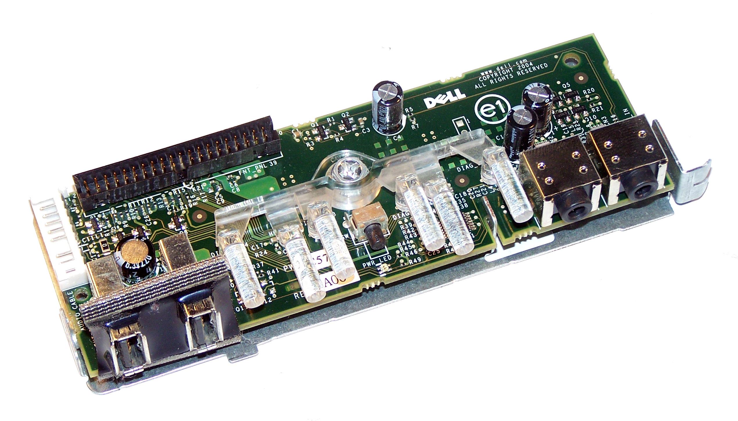 Dell C5708 Control Panel Assy, DT/MT (0C5708)