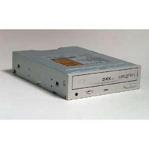 CREATIVE CD2422E CREATIVE LABS CD2422E CD-ROM DRIVE INTERNAL !VA433