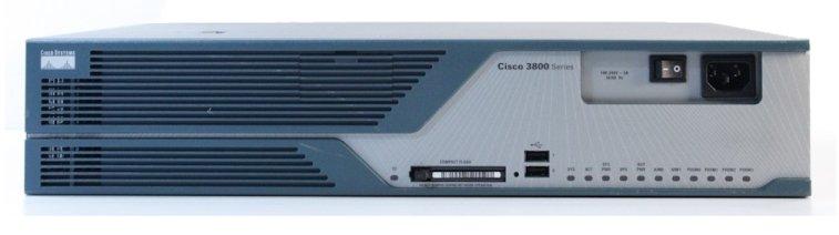 Cisco Systems CISCO3825 Port Switch