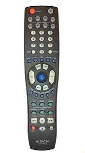 Hitachi CLU-433MC (HL00725) Oirignal TV Remote Control For 27MMV3