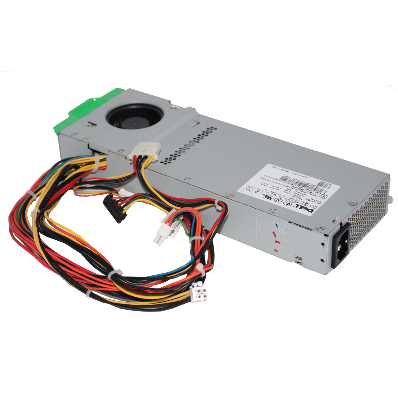 GENUINE DELL 210Watt Power Supply for OptiPlex GX280 Small Desktop (SD) Systems, Compatible Part Numbers: U5425, W5184 Model numbers: HP-U2106F3