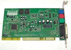Sound Blaster Vibra 16X CT4170, Sound Card, ISA
