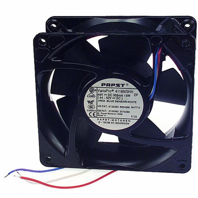 29Vdc 110Ma 3.2W Fan 116Mm X 40Mm