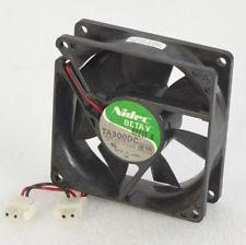 nidec d08a-24pu 06b 24v 0.10a 3wires cooling fan