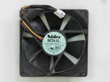 Nidec D09T-24PS1 01B Fan Assy 24Vdc .06A 3-Wire