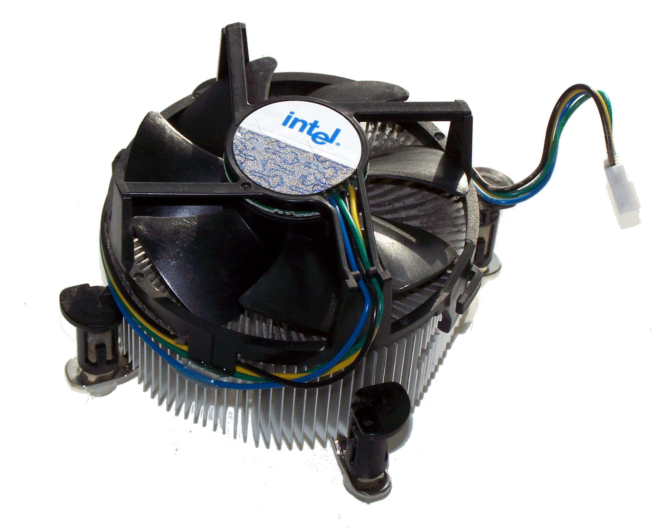 Intel D34223-001 Socket 775 Aluminum Heat Sink & 3