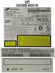 HP D4388-60018 Dvd 40X Cd-Rom Gdr-8160B