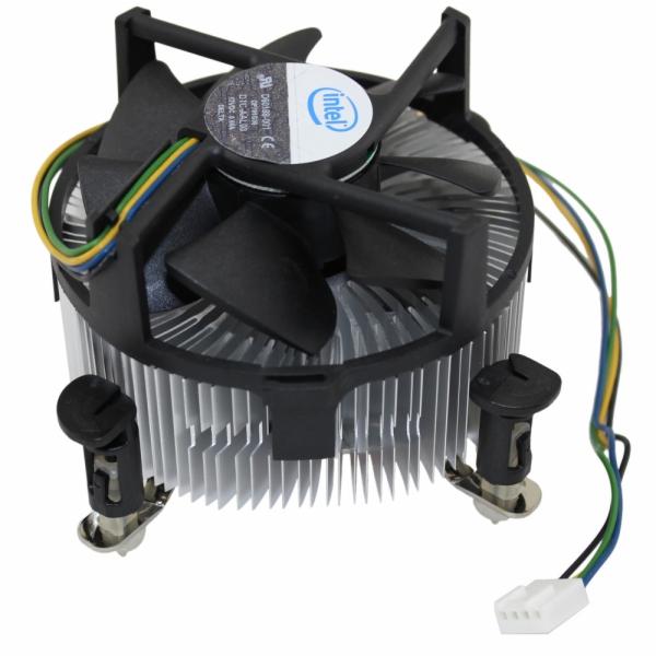Intel D60188-001 Heatsink Fan Assy.12Vdc .20A 4-Wire Lga775