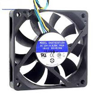 AVC 70 x 70 x 15mm COOLING Fan 4-Pin / 4-Wire / 6-Inch Connector