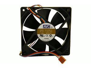 Avc Da12025B12L Fan Assy 4-Wire Dc12V .30A