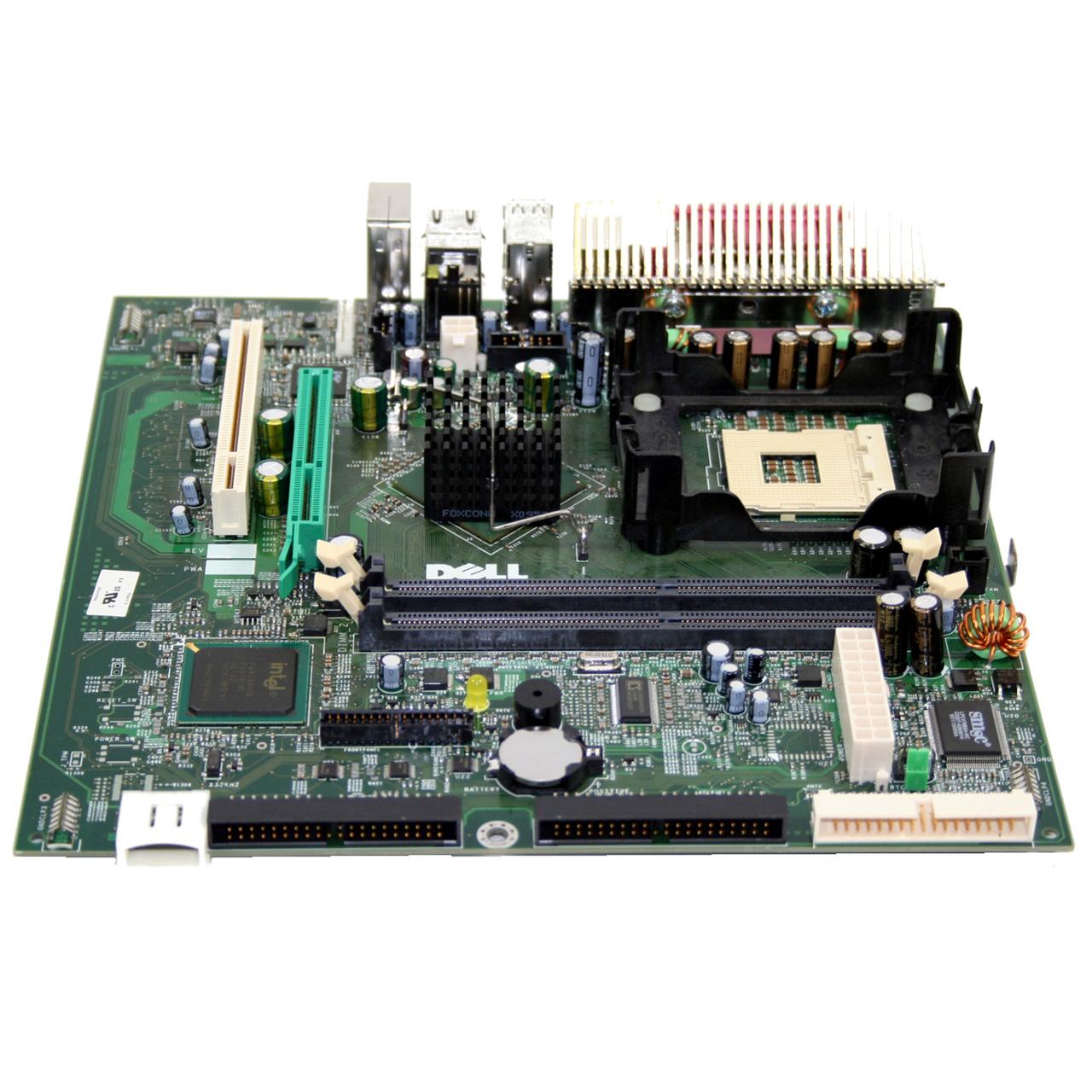 Dell System Board For Optiplex Gx270 3E708