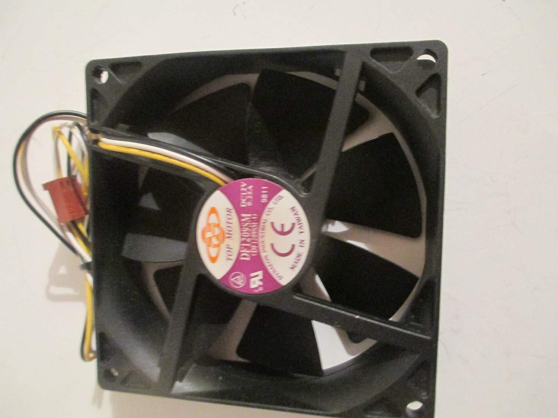 Top Motor Df1209Sm-1 Fan Dc12V .25A 3-Wire