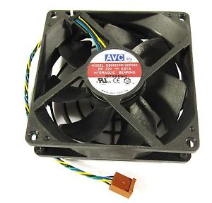 AVC DS09225R12HP24 Cooling Fan DC 12V Hydraulic Bearing 4 pin