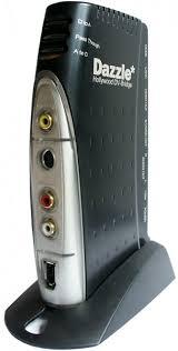 Dazzle Hollywood DV-Bridge PC Analog Digital Video Converter w/ Power Adapter