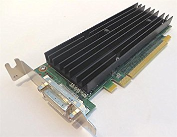 PNY NVIDIA QUADRO NVS 290 NVS290 256MB PCIE X16 VIDEO CARD