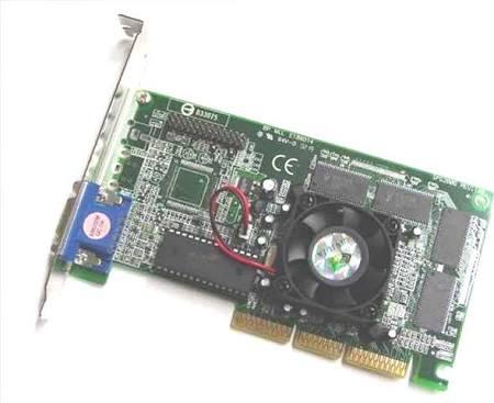 Nvidia E-Tnt2 M64 Nvidia 32Mb Agp E-Tnt2 M64
