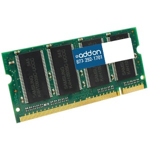 Addon Jedec Standard 512Mb Ddr2-533Mhz Unbuffered Dual Rank 1.8V