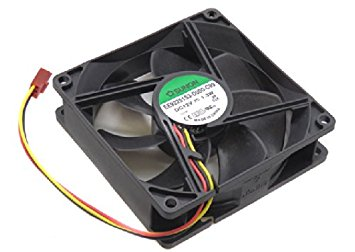 Sunon 12V 92mm 1.3W 3 Pin Cooling Fan for HP Server EE92251S3-D0