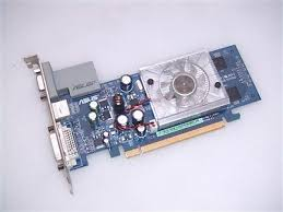 PCI-Express Graphics Card Asus GeForce EN7300GS/HTD/256M/A