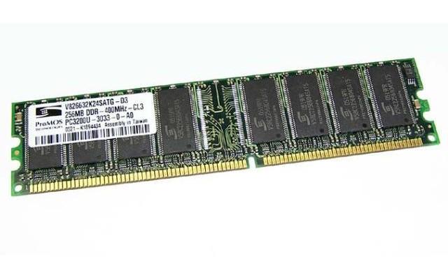 Dell F0598 Dimm, 256Mb 333Mhz, 32X64, 8K, 184 0F0598