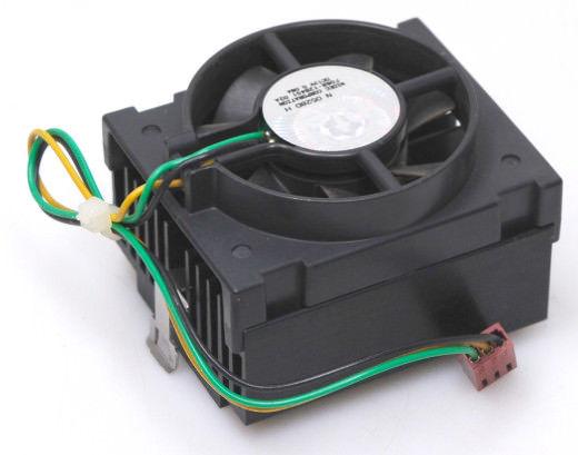 Nidec-Intel F06R-12B451 Fan Dc12V .08A