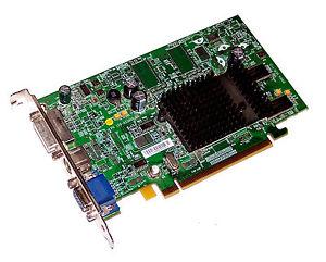Radeon X300 SE, 128MB, With DVI-VGA-TV Outs, PCI-E