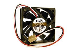 AVC Fan - F6015B12LY - DV 12V ~ 0.1A 3WIRE 3PIN