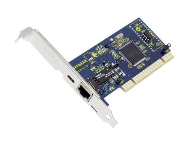 FA311 - Netgear FA311 Network Adapter PCI - 1 x RJ-45 - 10/100Base-TX - Internal