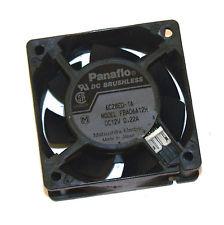 Panaflo Fba09A12V Fan Dc12V .4A 3-Pin
