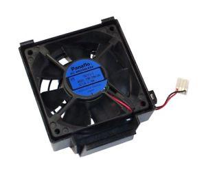 Panasonic FBK-08A12M Fan, 12V, 0.13A, 2450RPM, 32.1CFM