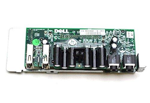 Dell Fk463 Precision 390 I/O Control Panel