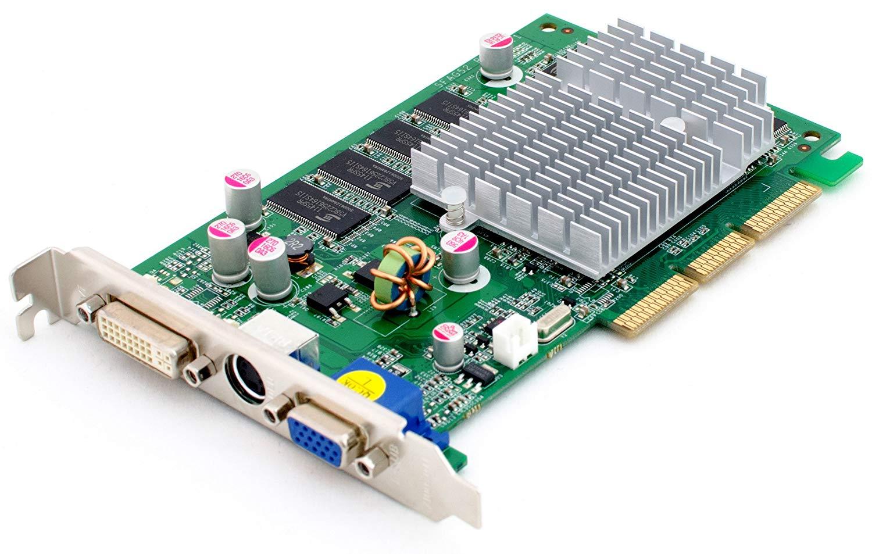 BFG TECHNOLOGIES ASLM52128U 128MBDDR NVIDIA GeForce FX 5200
