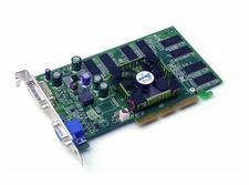 Dell U0842 Nvidia Quadro FX5000 128MB video card with DVI & VGA - New